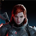 Commander Shepard Avatar